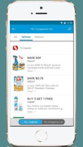 coupons.com app